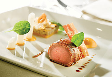 venison by private chefs